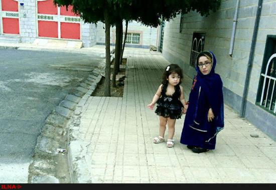 عکس گل و دختر